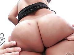 Kaylani Lei Gets Anus Licked And Fingered 1