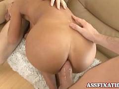 ass fixation - Lisa Ann