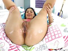 Asian Kendra`s Gaping Anal & A2M Deeds