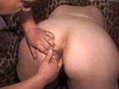 Massive busty bbw bomb sucking dick